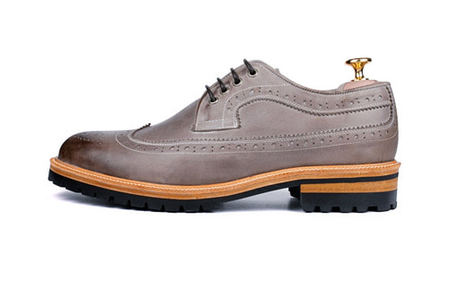 WINGTIP GREY