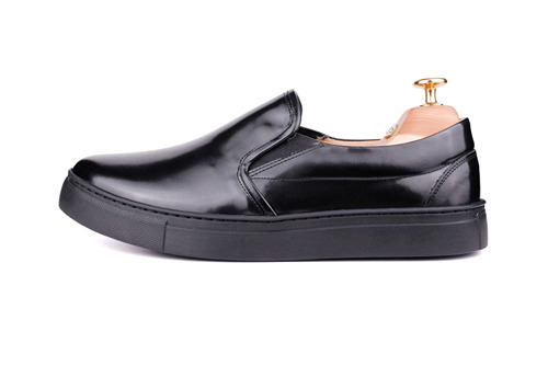 Slip-On B.BLACK